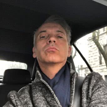 Agente AGP Omar Carminati
