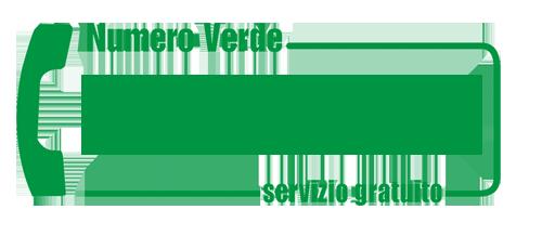 Numero Verde AGP 800239182